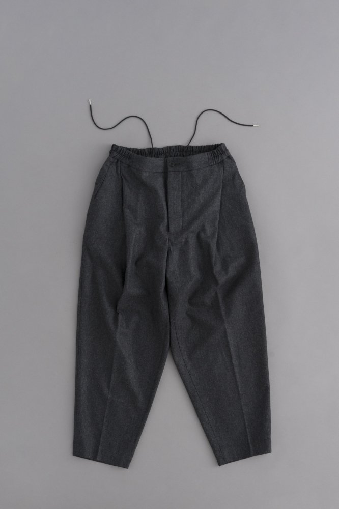 HAVERSACK W/C Wide Pants (Charcoal)
