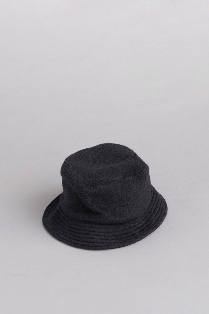 KIJIMA TAKAYUKI A/W Bucket Hat (Black)