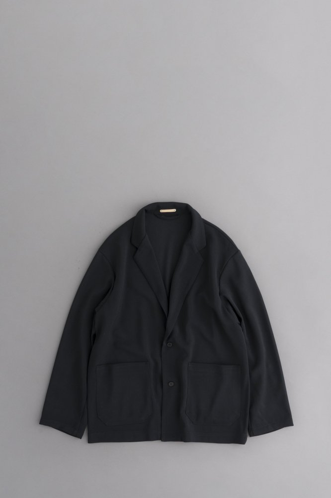 LA MOND KARSEY STRECH WIDE JACKET (Black)