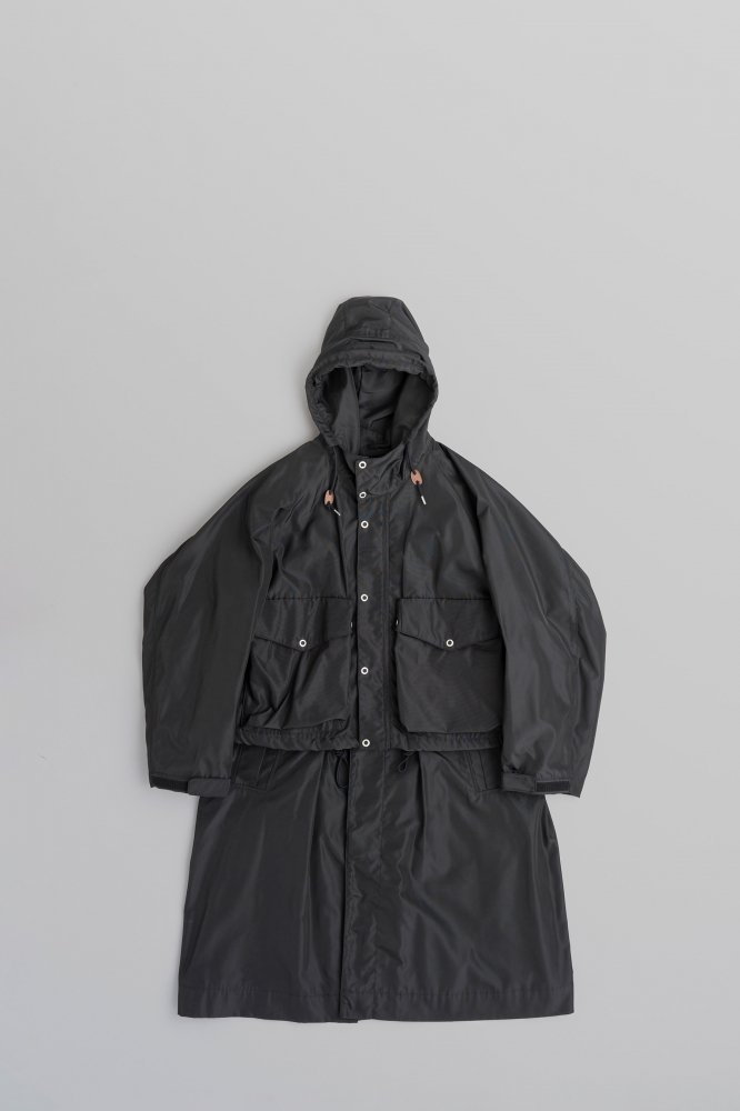 HAVERSACK Nylon OX 3Way Coat