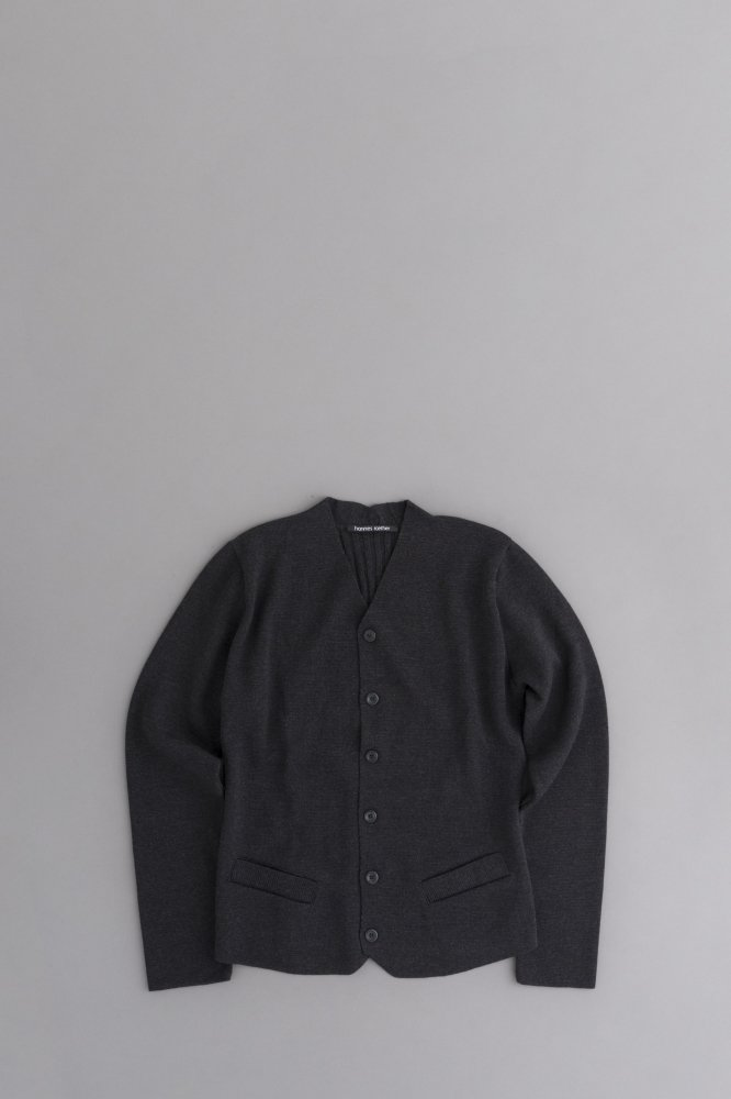 hannes roether Knit Cardigan (Shady)