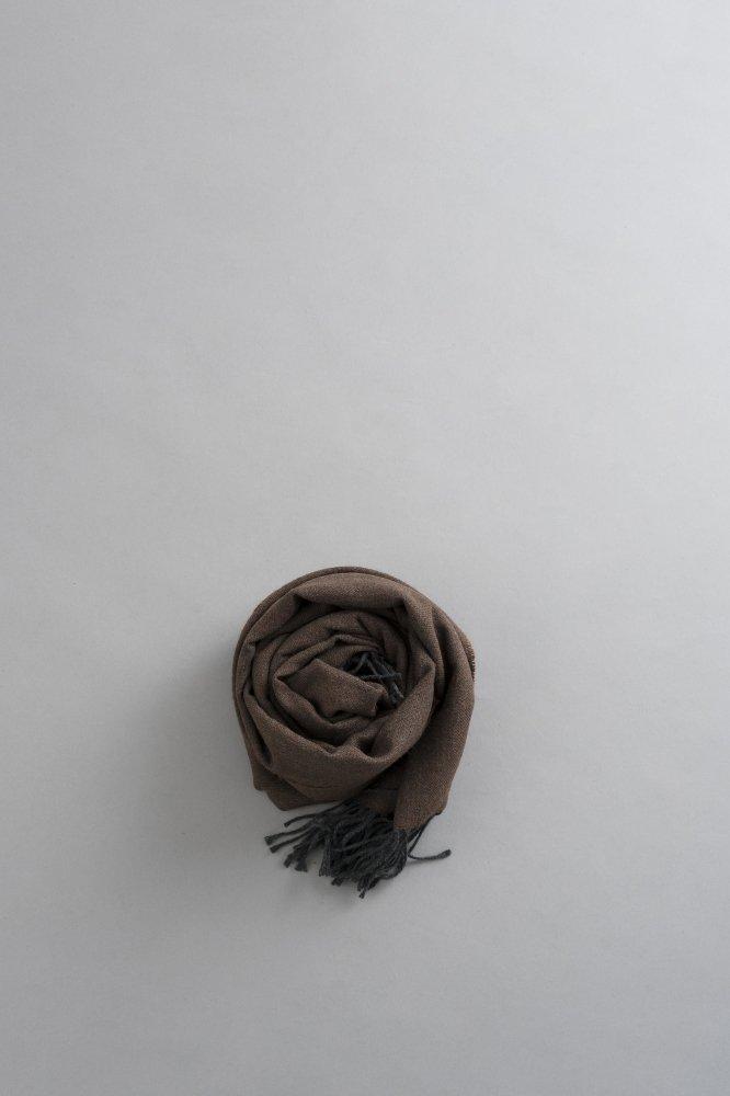 STELLA ROSSA Brown Stole