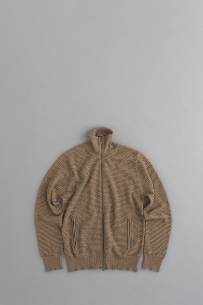 G.R.P. Knitwear Factory Zip Up Knit