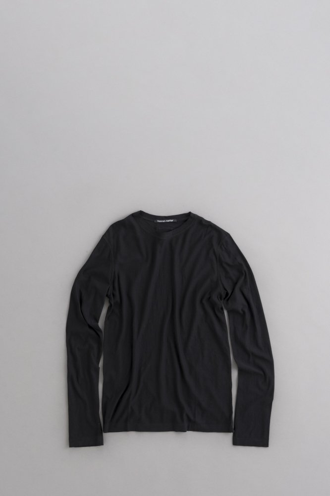 hannes roether  L/S Pullover (Black)
