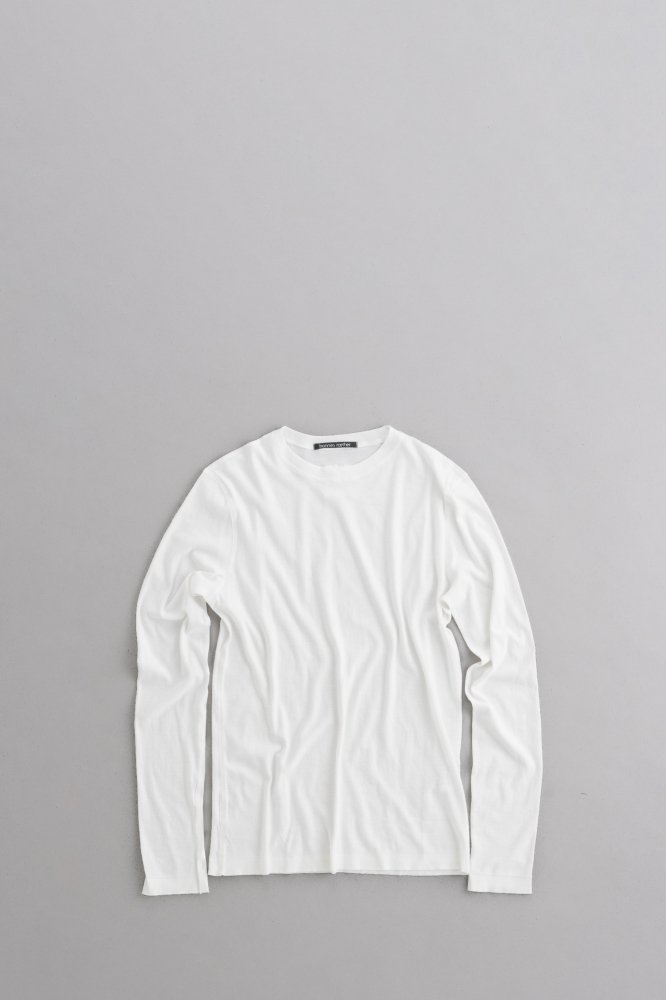 hannes roether  L/S Pullover (White)