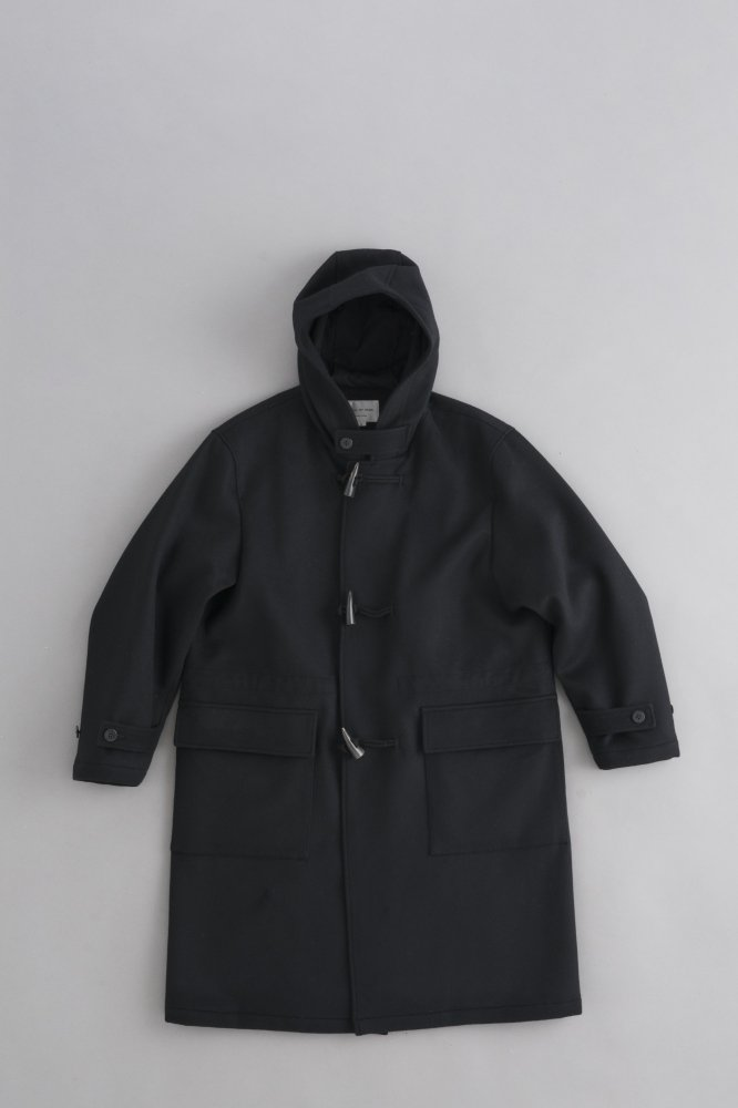 STILL BY HAND  Duffle Coat (Black)