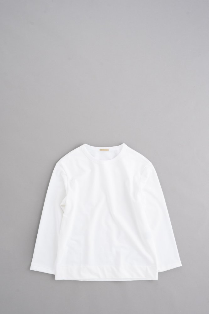 LA MOND SHARI URAKE PULLOVER (White)