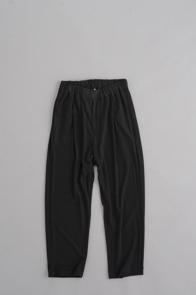 LA MOND LOUNGE SUEDE PANTS (Black)