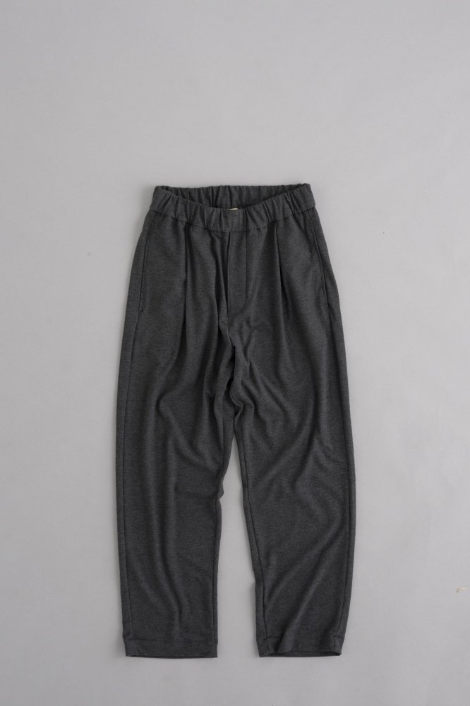 LA MOND LOUNGE SUEDE PANTS (Moku Gray)
