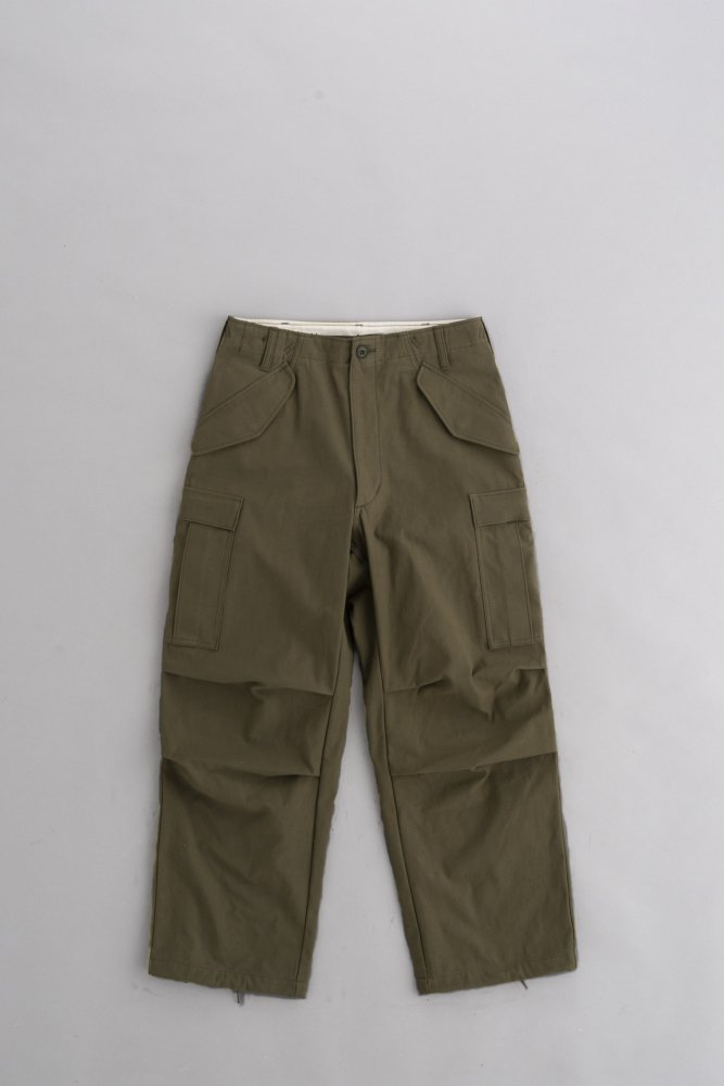 Ordinary fits Surplus M-65 Type Cargo Pants
