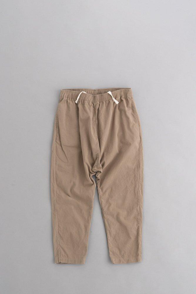 jujudhau ♀MONPE PANTS (CHINO BEIGE)