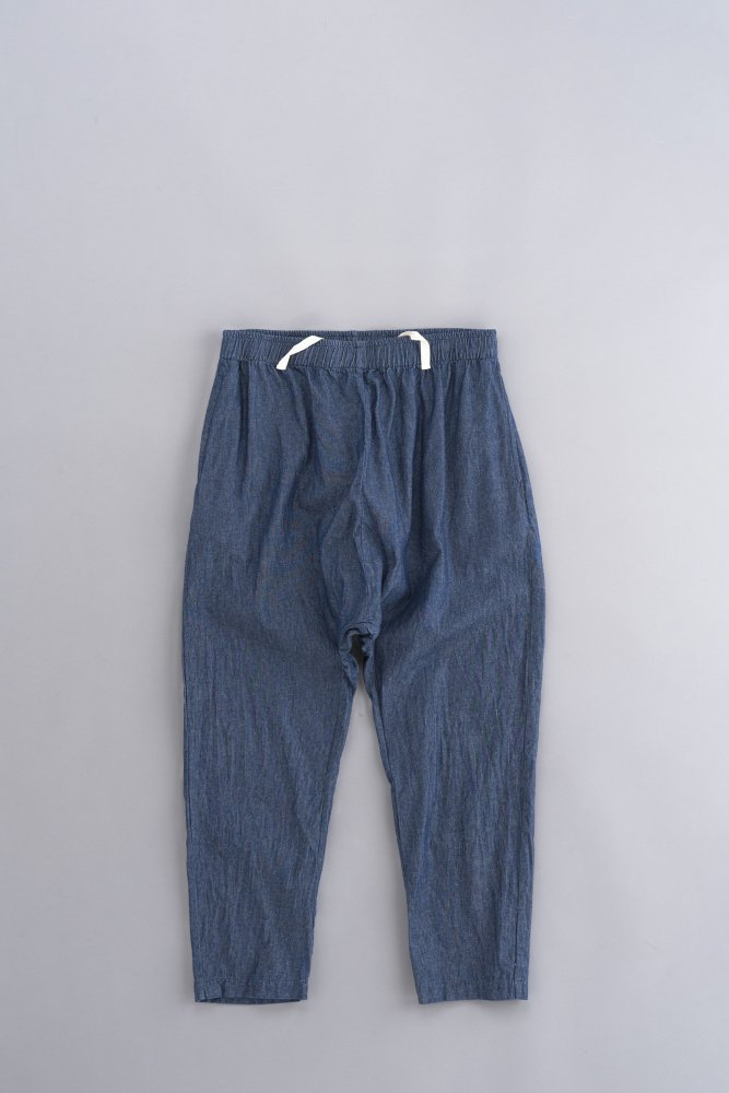 jujudhau ♀MONPE PANTS (DENIM)
