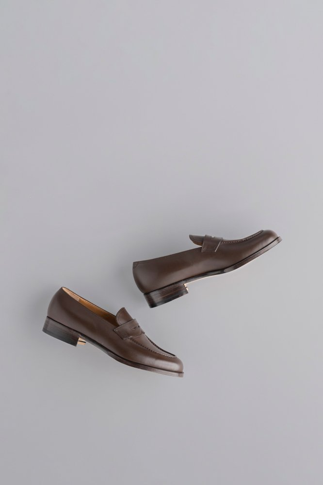 forme Loafer (Dark Brown)