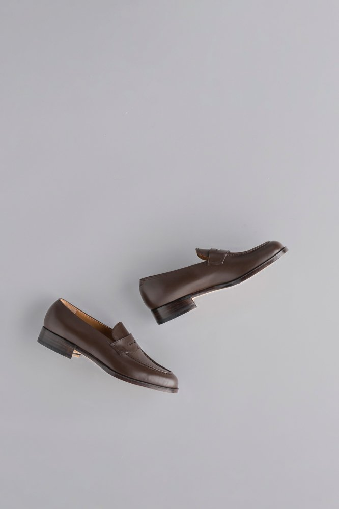 forme ♀Loafer (Dark Brown)