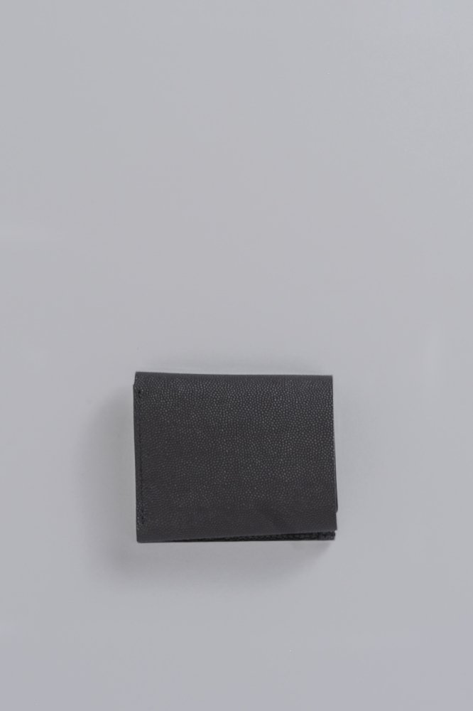 ERA. NEW VINTAGE MINIMAL WALLET (Black)