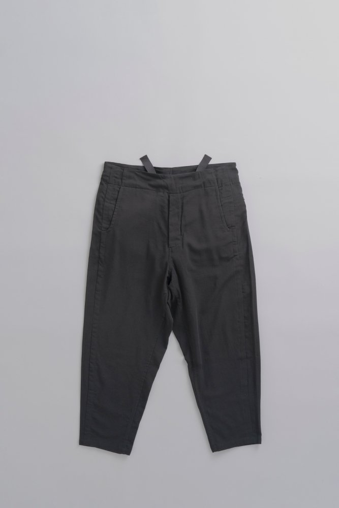 STYLE CRAFT WARDROBE PANTS #6 (BLACK)