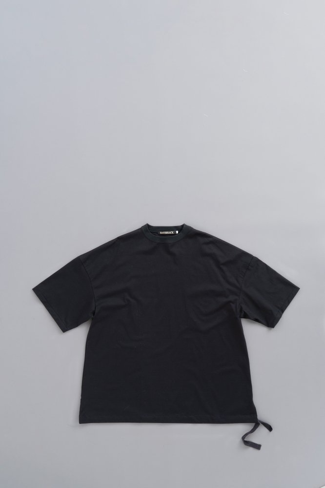 HAVERSACK Big Pullover (Black)