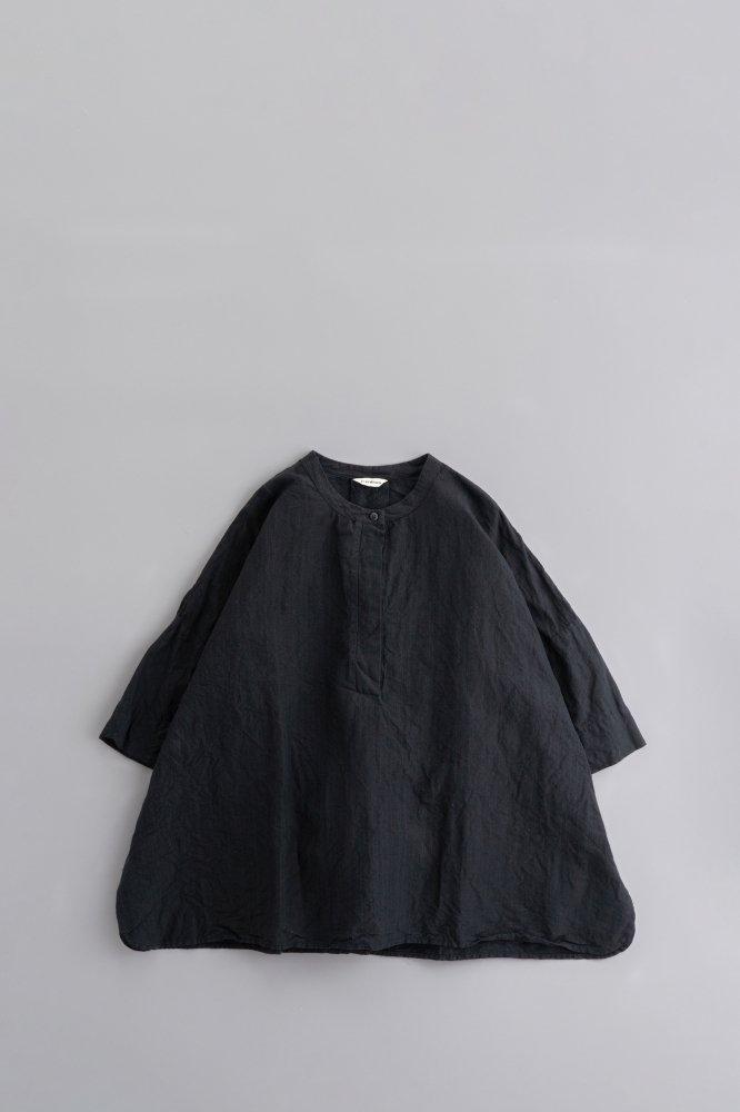 jujudhau ♀P.O.HENRY SHIRTS (L/C BLACK)
