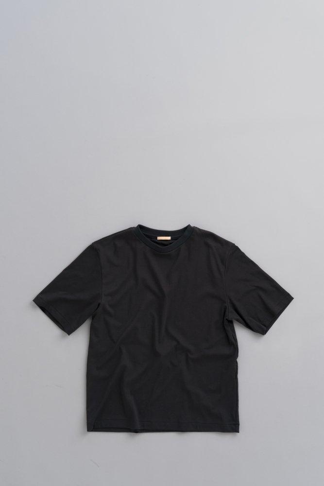 LA MOND SUVIN COTTON 5/10 T-Shirt (Black)