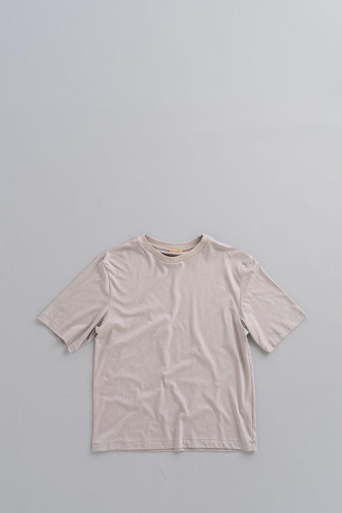 LA MOND SUVIN COTTON 5/10 T-Shirt (Gray)