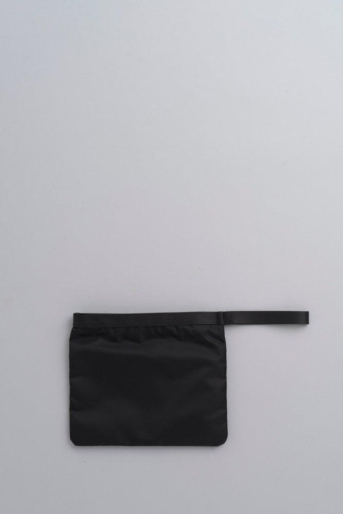 STUFF Leaf Handle Pouch 1 (Nylon Twill Black)