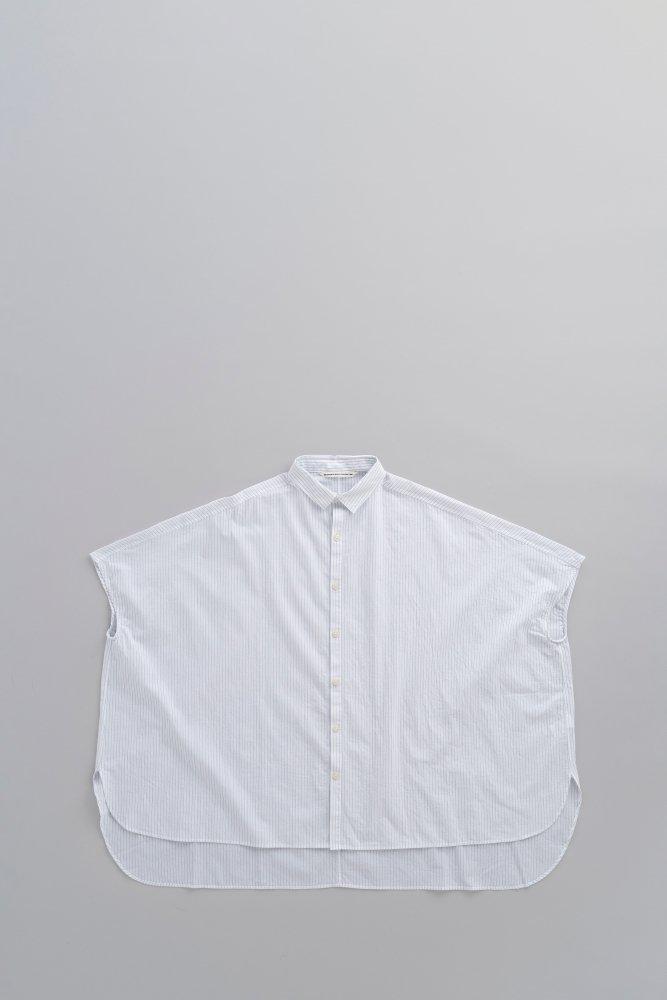 GRANDMA MAMA DAUGHTER ♀ケープシャツ (White)