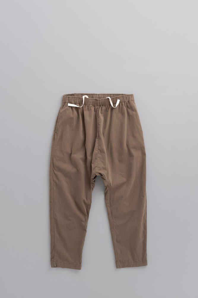 jujudhau ♀MONPE PANTS (CHINO KHAKI)