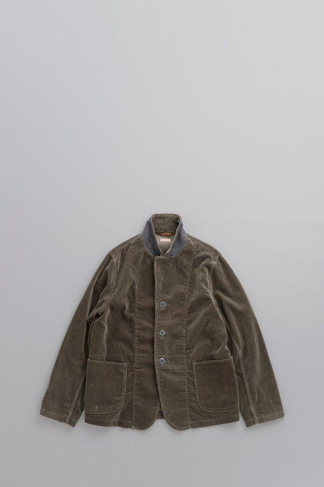 KAPITAL 7Wコーデュロイ ホスピタルジャケット