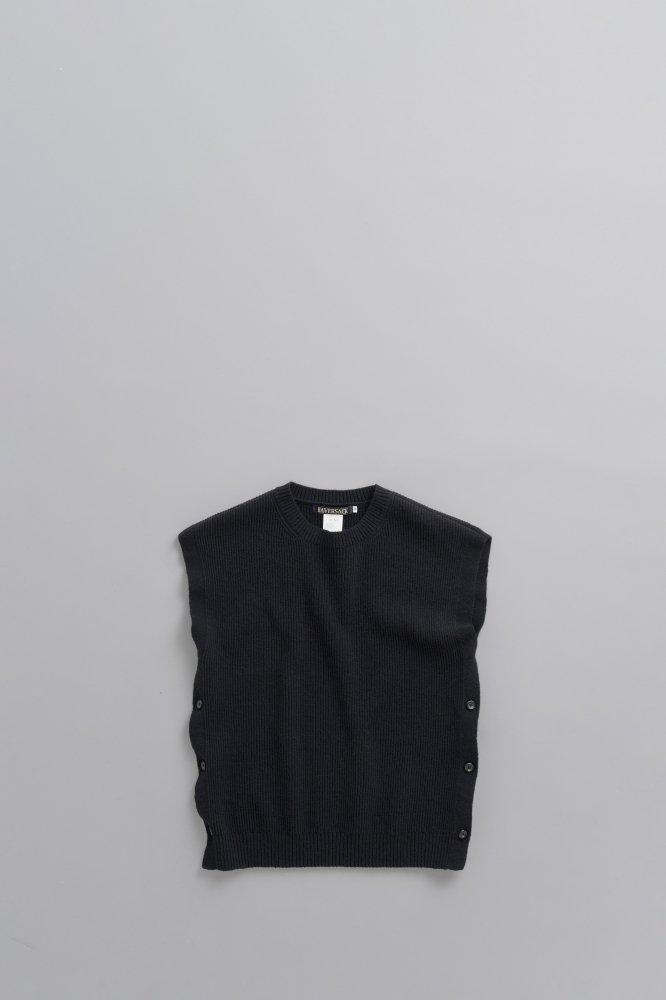 HAVERSACK 12G Pullover Vest (Black)