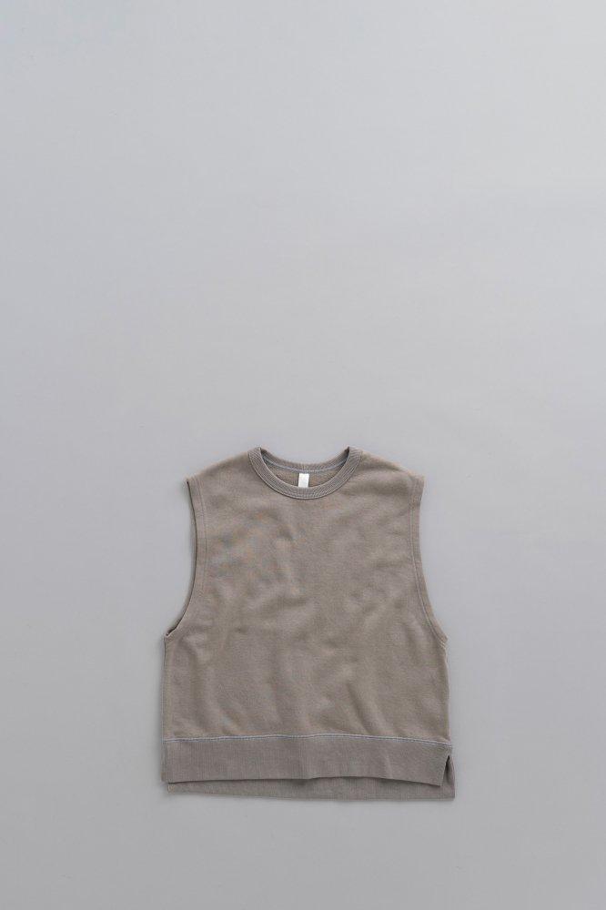 prit ♀Pullover Vest (Gray)