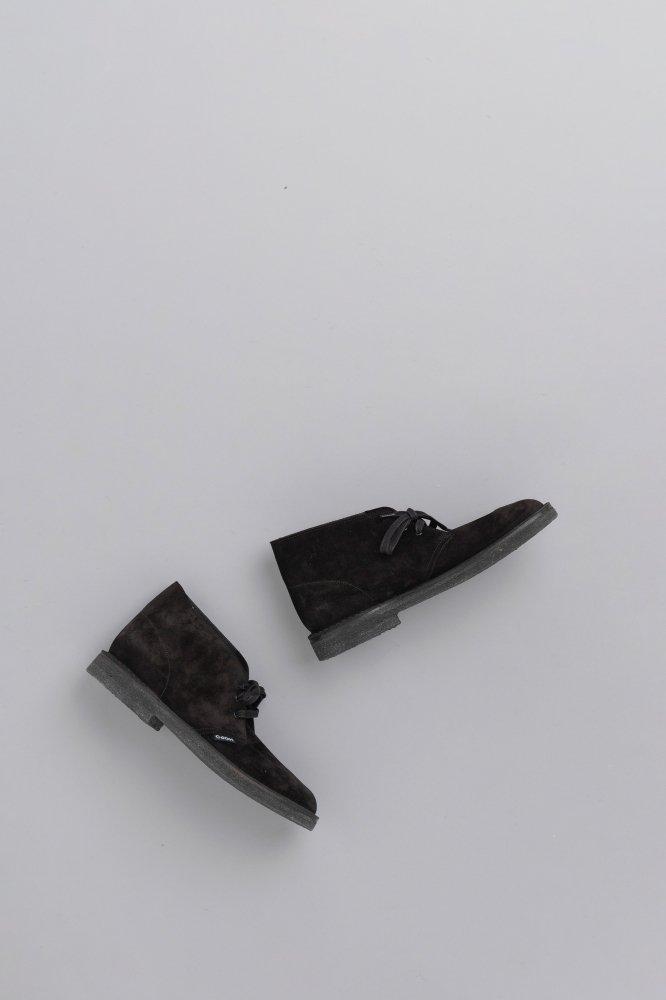 COMME des GARCONS HOMME Desert Boots (Black)
