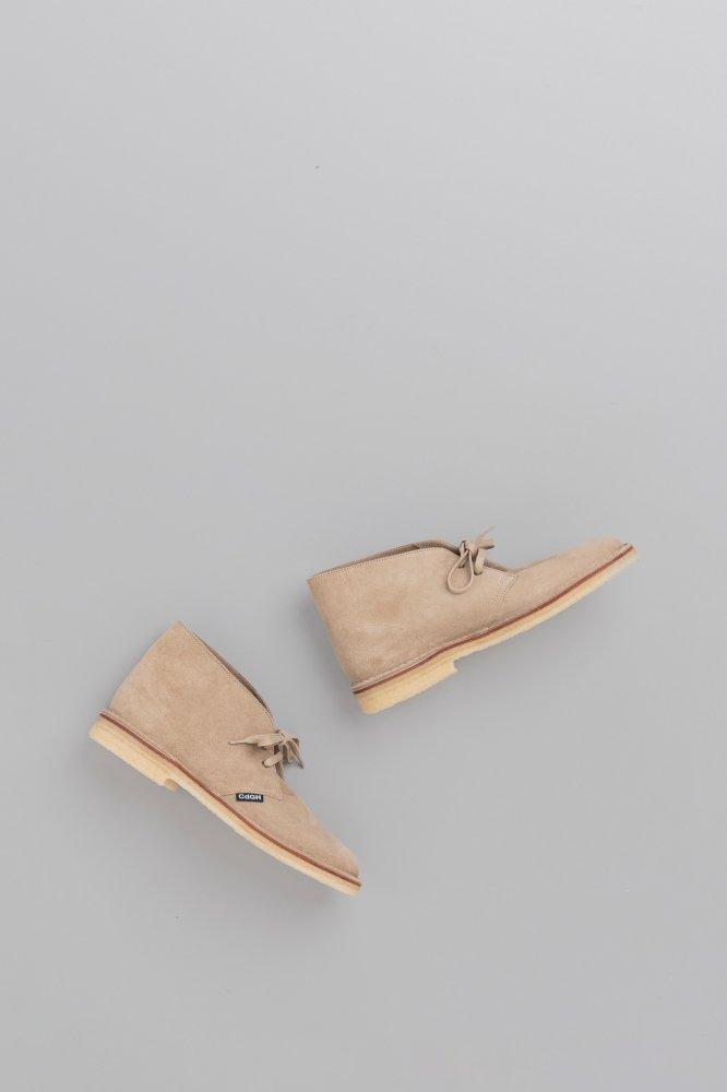 COMME des GARCONS HOMME Desert Boots (Beige)