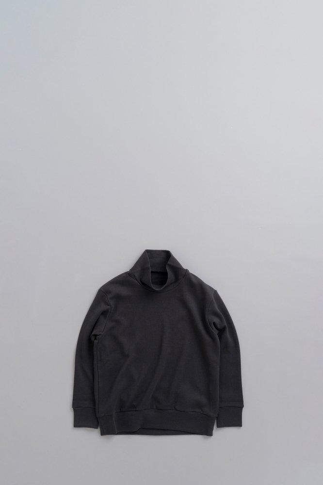 ゴーシュ ♀エイトロックスムース ハイネックプルオーバー (ブラック)