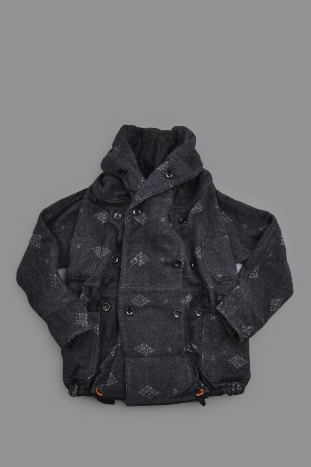 KAPITAL Western Blanket Coat
