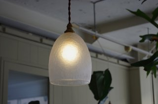 <img class='new_mark_img1' src='https://img.shop-pro.jp/img/new/icons47.gif' style='border:none;display:inline;margin:0px;padding:0px;width:auto;' />pendant lamp - 橋村大作<br />ice crack