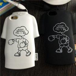 iPhone6sPlus/6Plus/6s/6 ケース・カバー Tシャツ ボクシング サッカー 可愛い キュート おしゃれ 個性的
