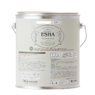 自然塗料ESHA クリアオイルラピット 4L
