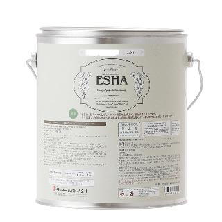 自然塗料ESHAクラフトオイル0.75L、2.5L