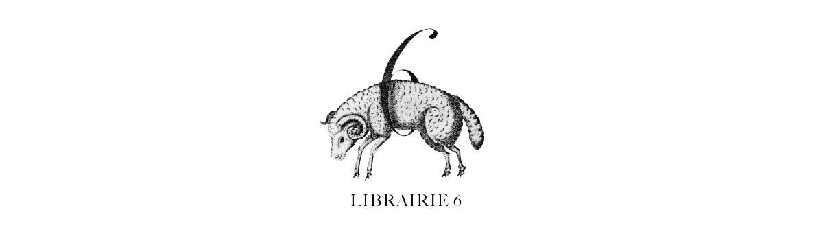 LIBRAIRIE6 / シス書店