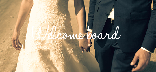 welcomeboard