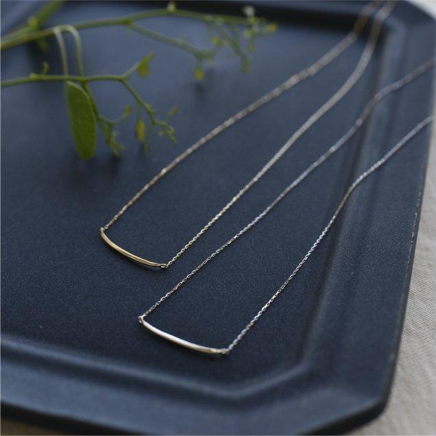 K10ネックレス/シンプル
